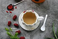 苹果红枣枸杞茶的做法