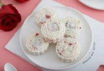 玫瑰山药豆沙糕的做法