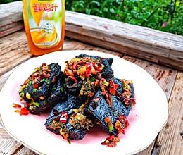#太太乐鲜鸡汁玩转健康快手菜#臭豆腐的做法