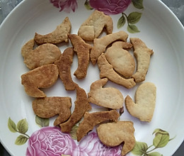 奶皮饼干的做法