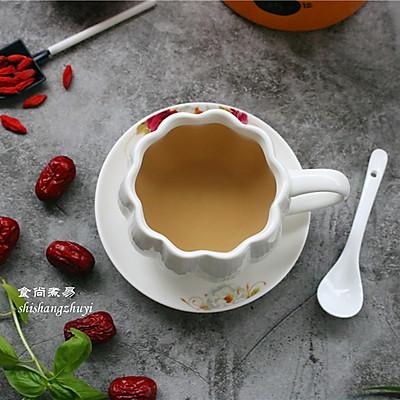 苹果红枣枸杞茶