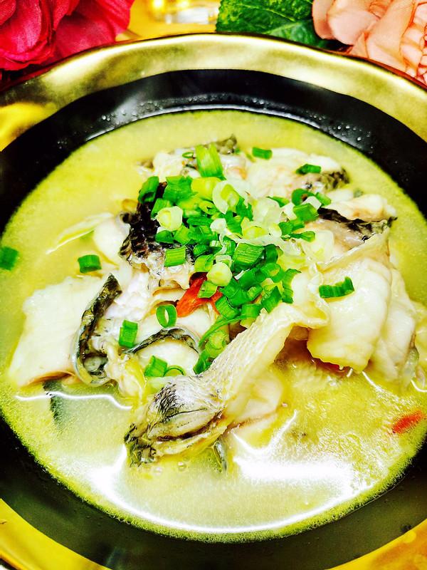 乌鱼汤的做法