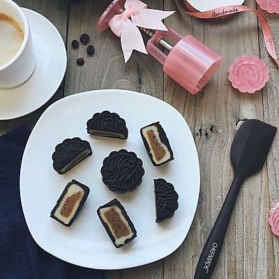 浪漫主义之可可咖啡月饼