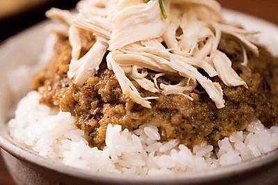 【腐乳虾酱】虾皮做个万能酱,米饭面条心慌慌!
