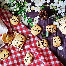 #爱好组-低筋#酸甜酥脆的蔓越莓曲奇饼干!