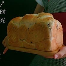 #爱好组-高筋#紫米吐司