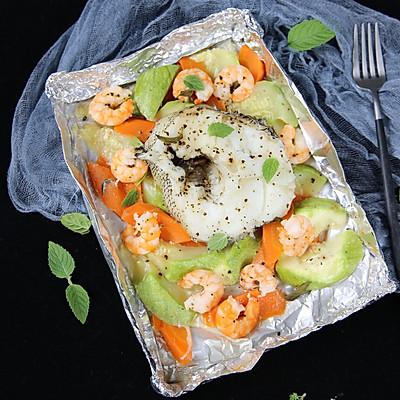 【惬意小阳春】锡纸烤鱼