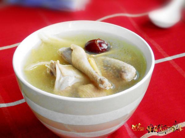 黄芪党参老鸽汤的做法