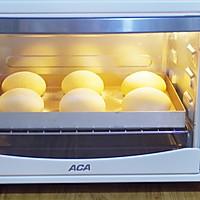 养乐多蜜桃冰面包的做法图解9
