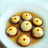 香菇鹌鹑蛋的做法图解3