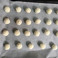 蛋白椰丝球的做法图解9