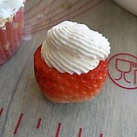 圣诞杯子海绵蛋糕#安佳烘焙学院#的做法图解18