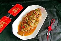 年夜饭红烧鱼(年年有余)的做法