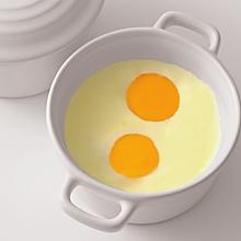 鲜奶油炖蛋
