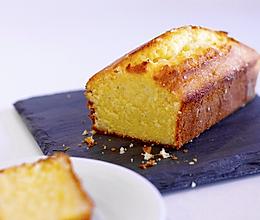 清新柠檬磅蛋糕的做法