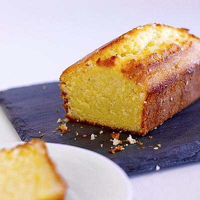 清新柠檬磅蛋糕