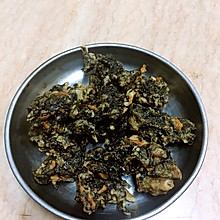 紫菜牡蛎饼