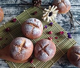 橄榄油全麦面包的做法