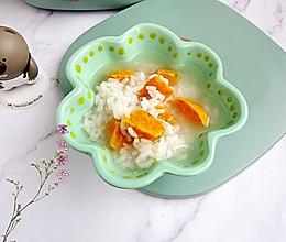 #入秋滋补正当时# 养胃润肠,红薯大米粥的做法