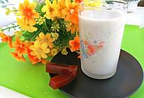 #合理膳食 营养健康进家庭#香蕉奶昔的做法