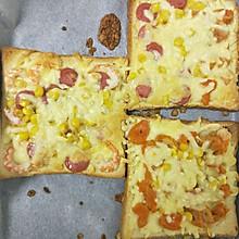 面包片披萨