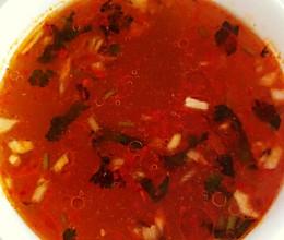 大骨牛肉汤的做法