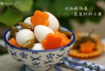 泡椒鹌鹑蛋的做法