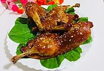 奥尔良烤鸭的做法