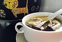 蘑菇鸡肉汤的做法