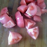 柿子炒鸡蛋的做法图解1