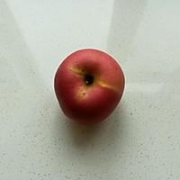 煮苹果的做法图解1