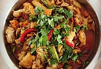 干锅鱼块的做法