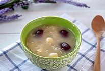 银耳莲子百合粥的做法
