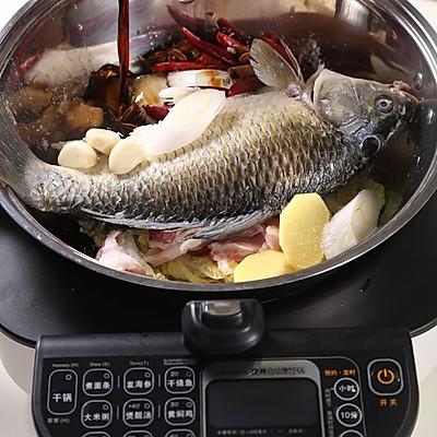 懒人版酥鲫鱼—捷赛年夜饭的做法 步骤2
