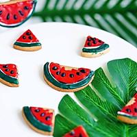 #美食新势力#蛋糕装饰插件~手绘糖霜饼干的做法图解20