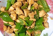 解馋又不长肉的:青椒鸡丁的做法
