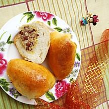 #舌尖上的端午# 粽子面包