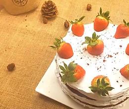 「膳小姐  红丝绒蛋糕」的做法
