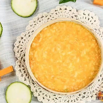 三文鱼黄金粥