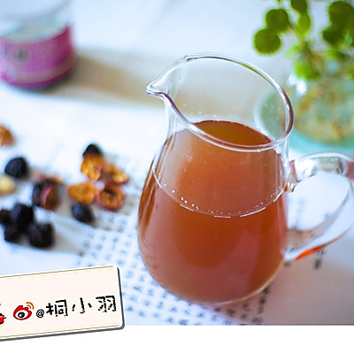 古法桂花乌梅汤