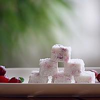 蔓越莓牛奶小方的做法图解13