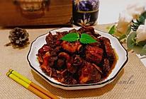 吃不腻的红烧排骨在这儿#吃货打卡季#的做法