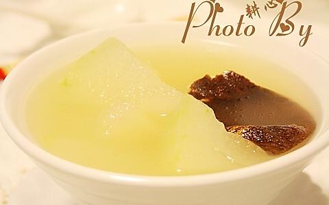 冬瓜陈皮鸭汤的做法