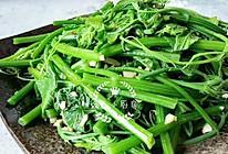 #花10分钟,做一道菜!#凉拌龙须菜的做法