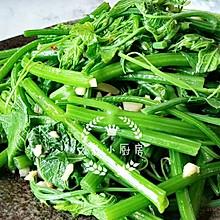 #花10分钟,做一道菜!#凉拌龙须菜