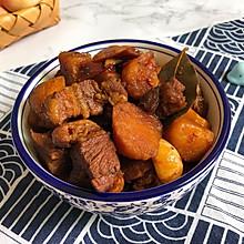 #一人一道拿手菜#土豆红烧肉