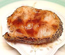 烤鳕鱼的做法