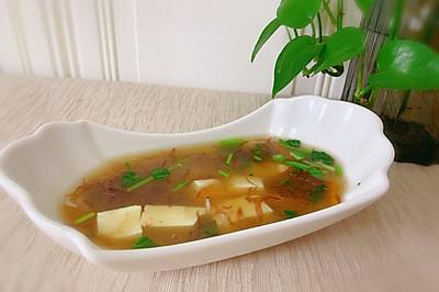营养开胃酸汤