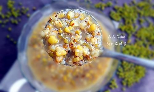 巧煮绿豆汤(高压锅版)的做法