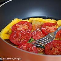 南欧蛋包火腿杂蔬---利仁电火锅试用菜谱